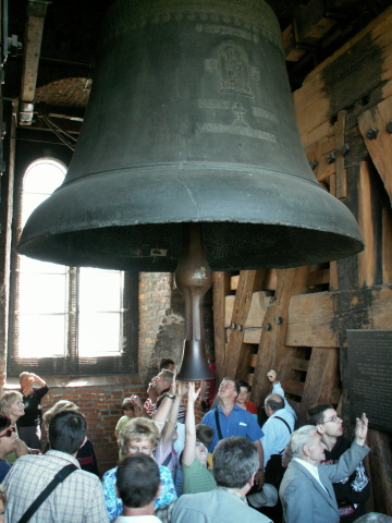 The good luck bell: Zygmunt III