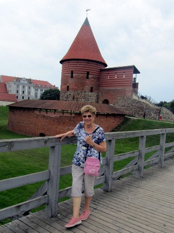 At Kaunas Castle