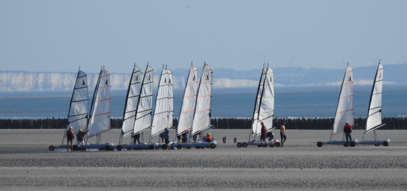 There are numerous clubs all along the coast