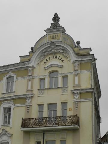The Astorija Hotel